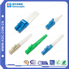 LC Fiber Optic Connector for Cable Assembly
